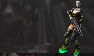 Slash, la reina del patinaje, hará de las suyas en Quake Champions