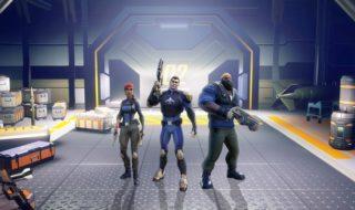 Estos son los protagonistas de Agents of Mayhem
