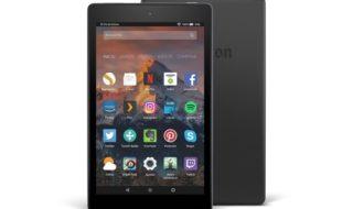 Amazon renueva sus tablets Fire 7 y Fire HD 8