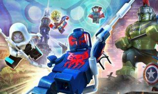 Anunciado LEGO Marvel Super Heroes 2