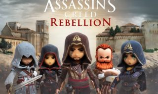 Anunciado Assassin's Creed Rebellion para iOS y Android