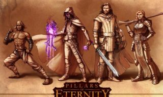 Pillars of Eternity llegará a PS4 y Xbox One a finales de agosto