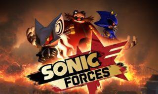 Infinite, uno de los nuevos enemigos a los que nos enfrentaremos en Sonic Forces