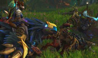 Ya disponible el parche 7.2.5 de World of Warcraft
