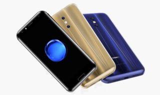 Los tres móviles más atractivos de Doogee: BL5000, Mix y Mix Plus
