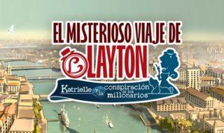 El Misterioso Viaje de Layton: Katrielle y la conspiración de los millonarios ya tiene fecha de lanzamiento en iOS y Android