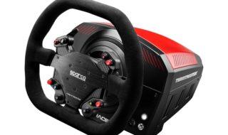 TS-XW Racer Sparco P310 Competition Mod, nuevo volante de Thrustmaster para Xbox One y PC