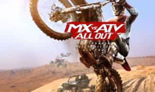 Anunciado MX vs ATV All Out para PS4, Xbox One y PC