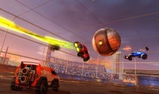 La actualización de otoño para Rocket League estará lista el 28 de septiembre