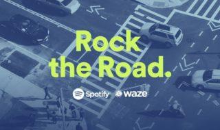 La integración de Spotify y Waze llega por fin a iOS
