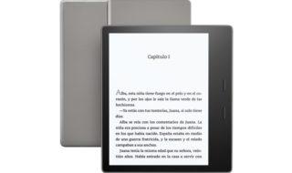 Amazon renueva el Kindle Oasis