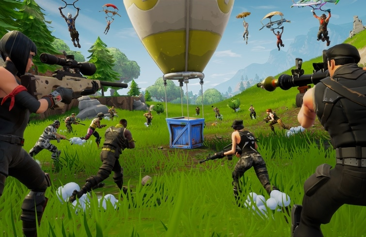 Finalmente ya está disponible la temporada 5 — Fortnite