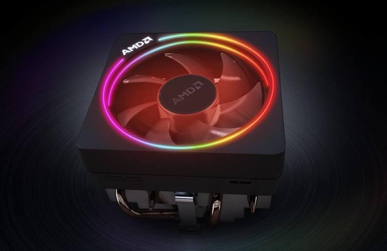 Wraith Prism, el ventilador de AMD, ahora con iluminación Chroma