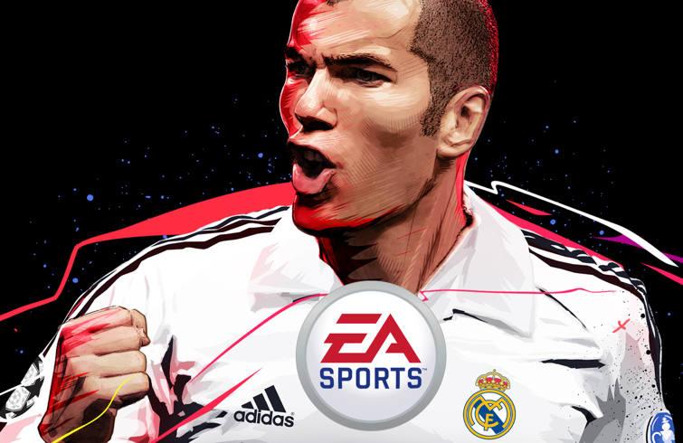 fifa 20 ultimate Zidane