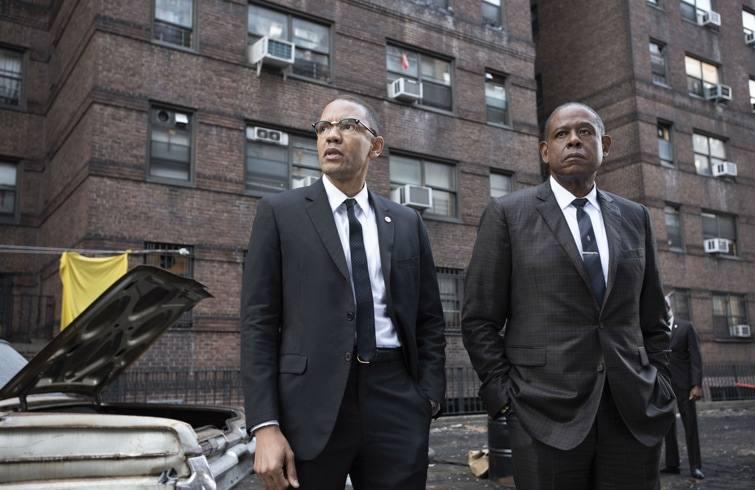 El padrino de Harlem HBO