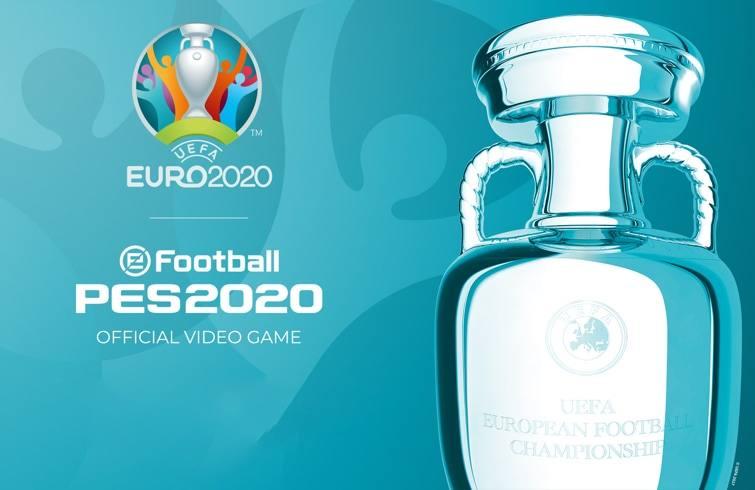PES 2020 UEFA Euro 2020