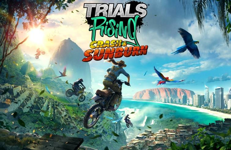 Crash & Sunburn Trials Rising
