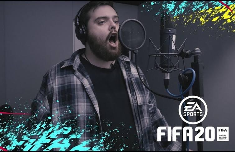 Ibai Llanos FIFA 20 Volta