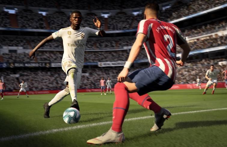 FIFA 20 - Vinicius