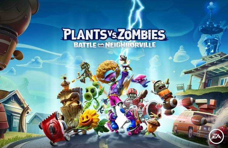 Así será 'Plants vs Zombies: La Batalla de Neighborville'
