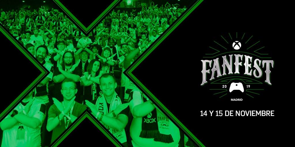 Xbox Fanfest 2019 Madrid