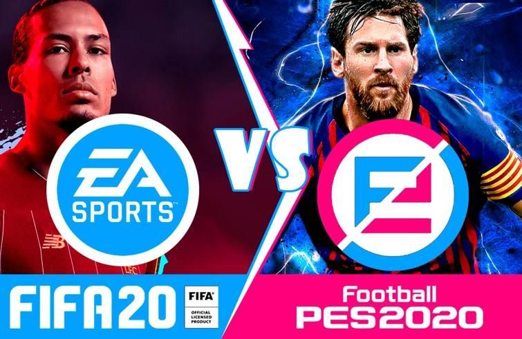 FIFA 20 - PES 2020