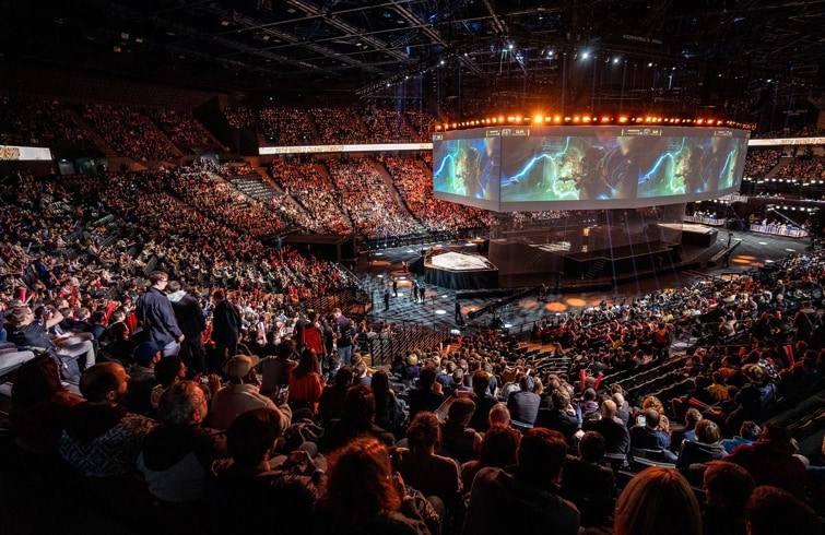 League of Legends - Worlds 2019