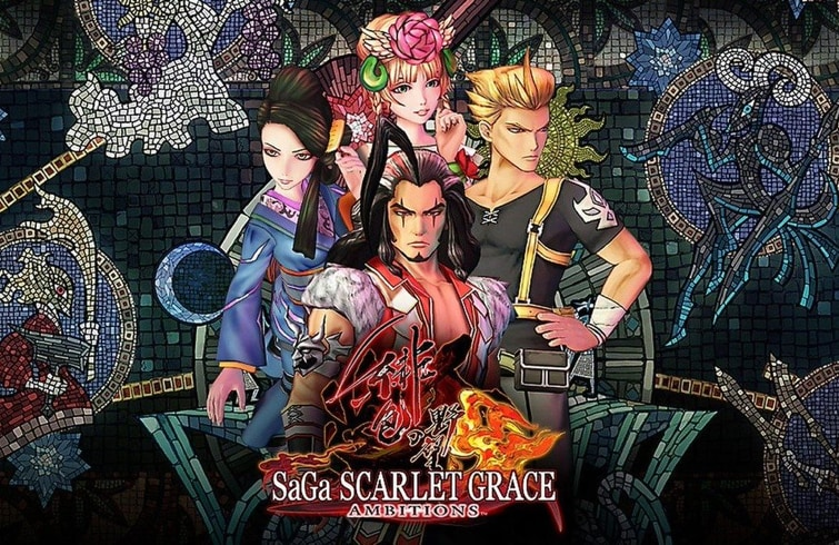 Saga Scarlet Grace Ambitions