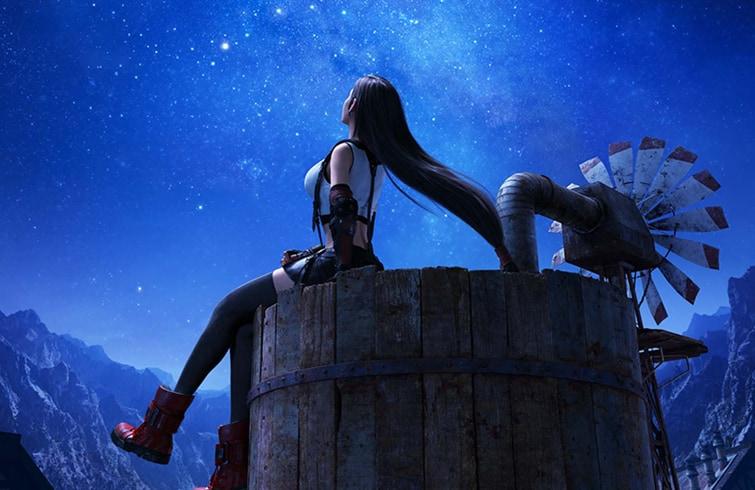 Final Fantasy VII - Tifa