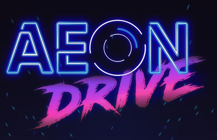 Aeon Drive - Logo