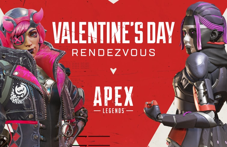 Apex Legends - San Valentín