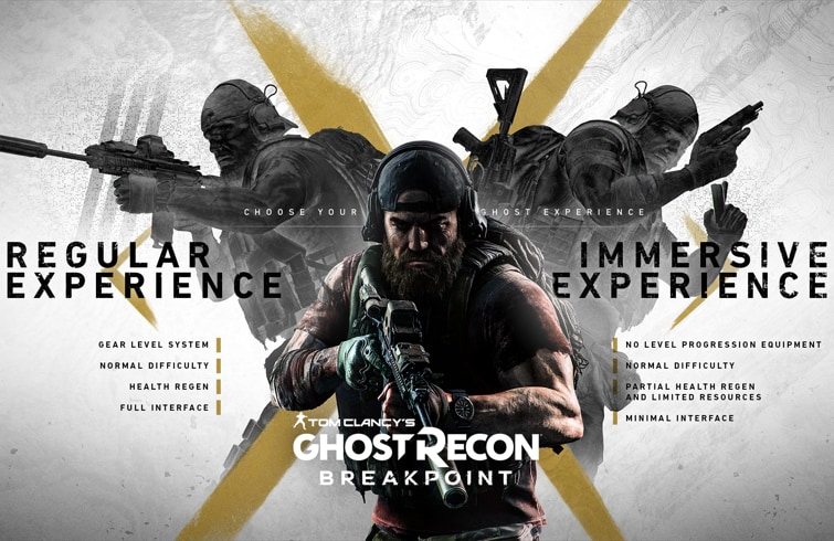 Ghost Recon Breakpoint - Actualización 2.0
