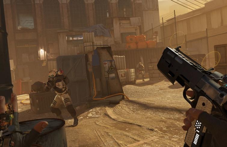 Half-Life: Alyx - Gameplay