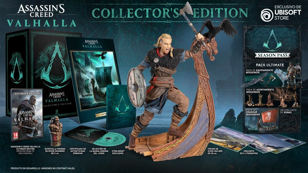 Assassin's Creed Valhalla - Collector's Edition