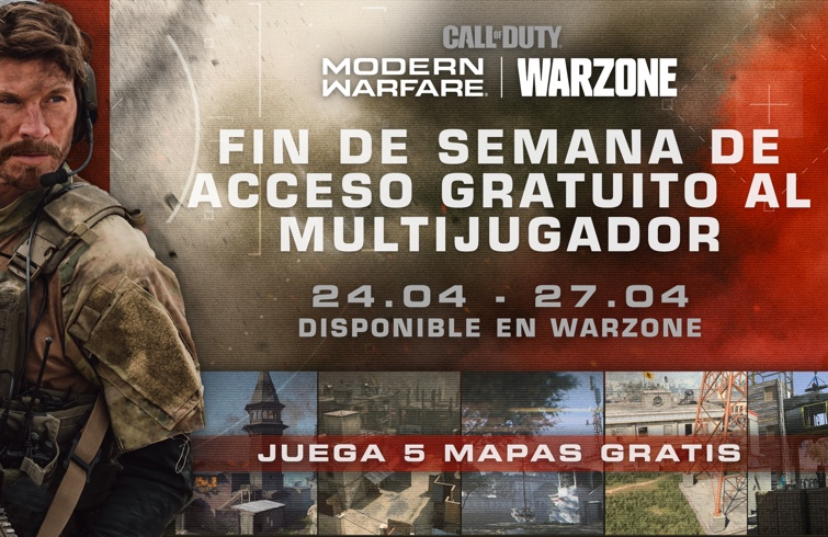 Call of Duty: Modern Warfare - Free Weekend