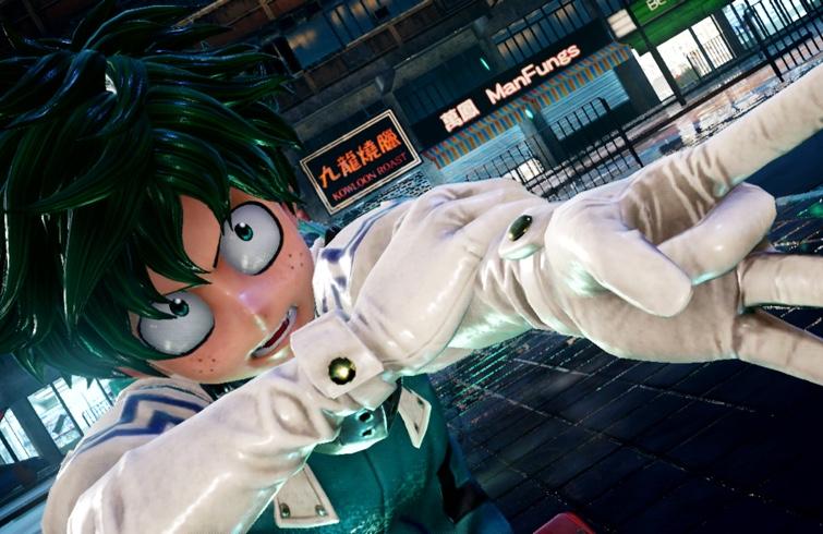 Jump Force - Deku