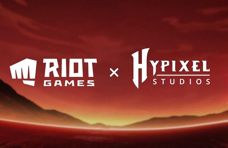 Riot Games x Hypixel Studios