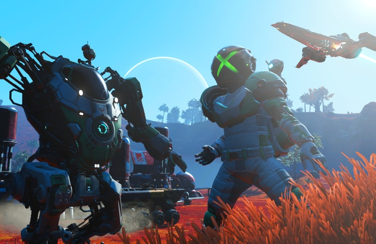 No Man's Sky - Xbox