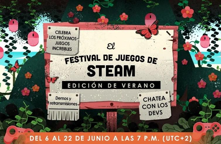 Festival de juegos de Steam: Edición Verano