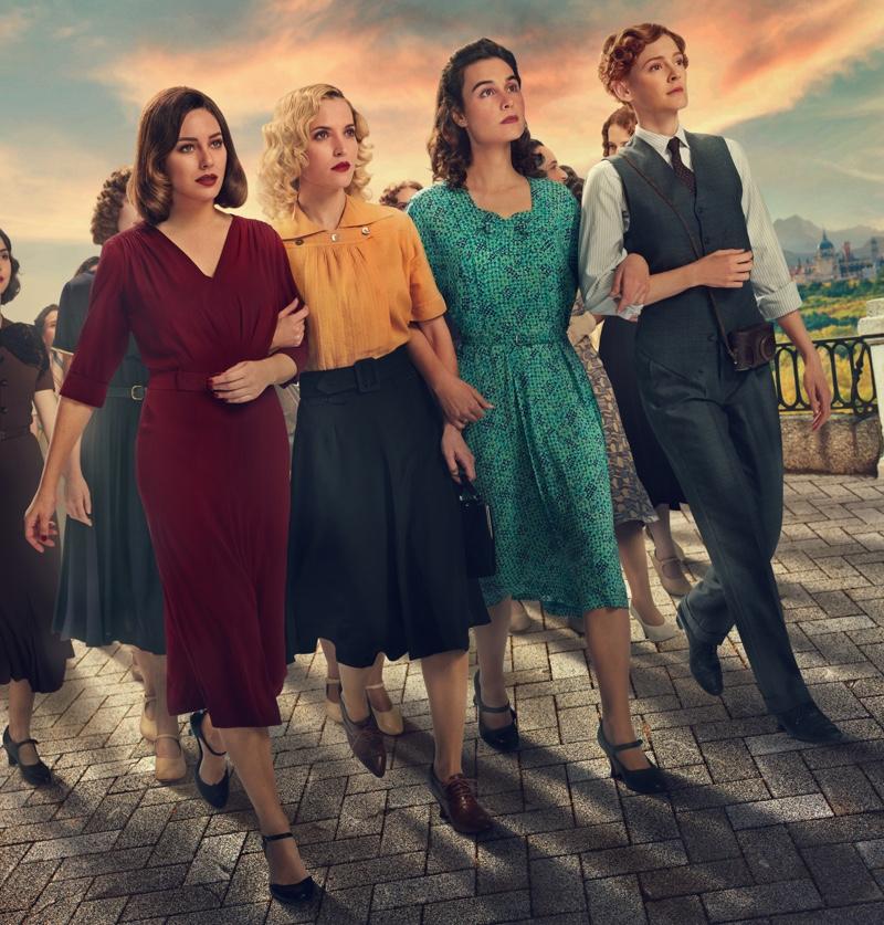 las-chicas-del-cable-poster