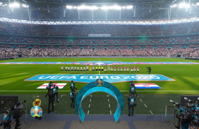 PES 2020 - UEFA Euro 2020 DLC