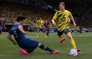 FIFA 21 - Halland