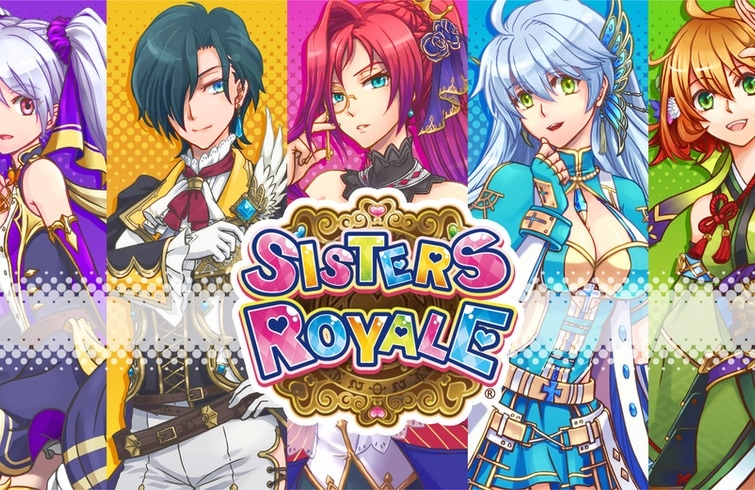 Sisters Royale: Sisters under fire