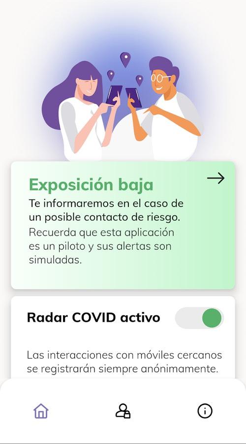 Radar Covid - 02