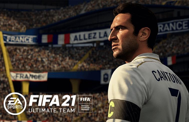 FIFA 21 - FUT Cantona