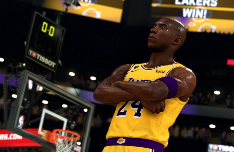 NBA 2K21 - Kobe Bryant