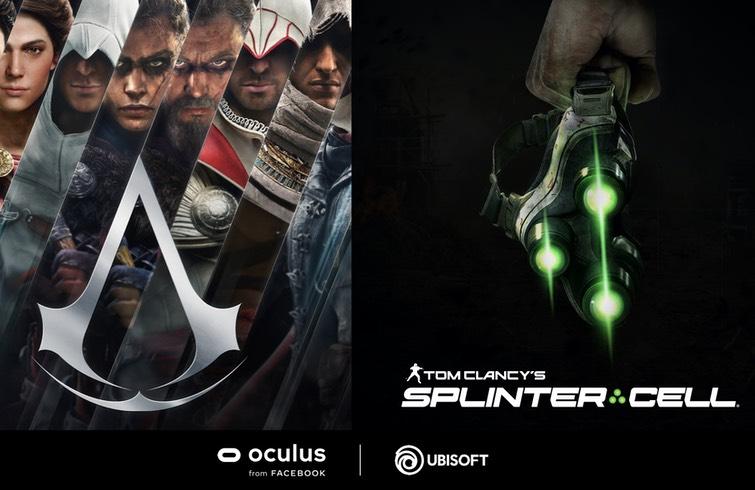 assassins creed splinter cell oculus