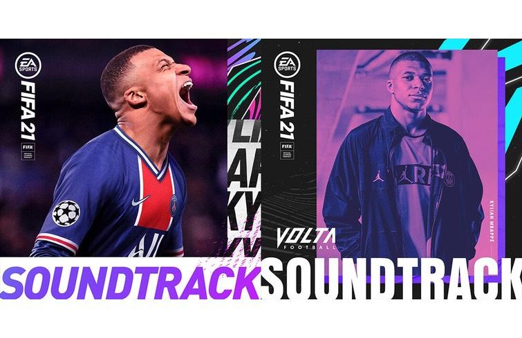 FIFA 21 - Banda sonora