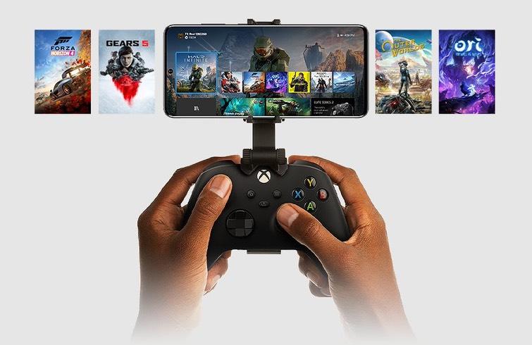 Xbox Juego remoto en Android