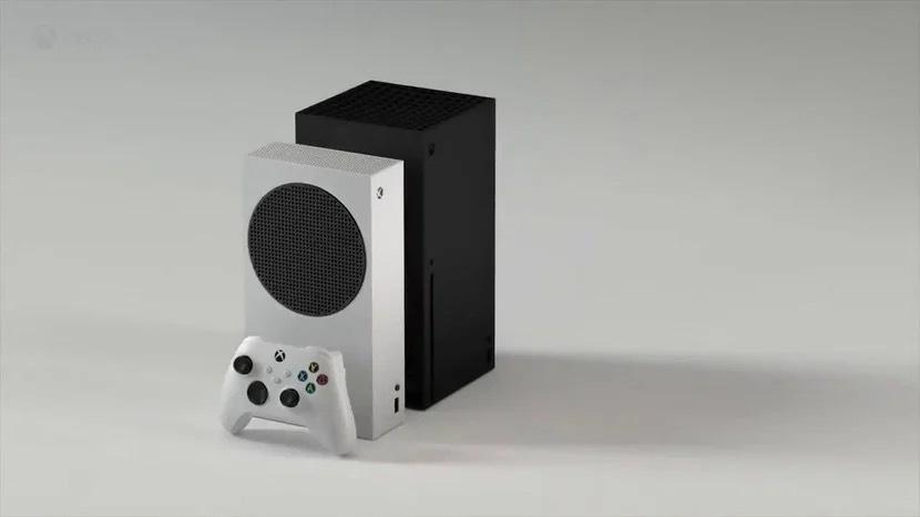 Xbox Series S & Xbox Series X juntas